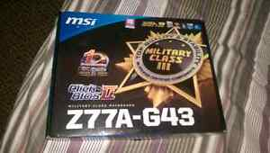 Msi Z77A-G43 Motherboard