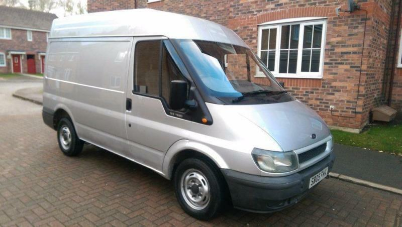 2005 ford transit 2 0tdci 280 swb panel van in fulwood. Black Bedroom Furniture Sets. Home Design Ideas