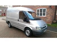 2005 FORD TRANSIT 2.0TDCI 280 SWB Panel Van
