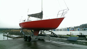30' Sailboat For Sale