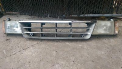 Composite Argent Loaded Header Panel 92   96 Ford E350