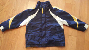 Boys Fall Fleece-Lined Coat/Jacket (Size 5) *great condition!*