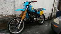 200 2 Stroke Powerful Yamaha IT