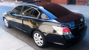 2009 Honda Accord EX-L Sedan - MINT!! Only Maintained at Honda Kitchener / Waterloo Kitchener Area image 5
