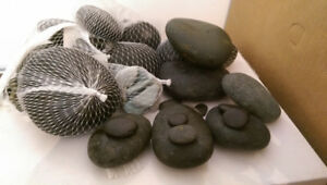 Hot Stones for massage  NEW