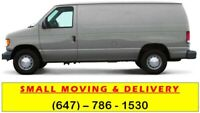 Small Moving & Delivery