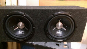 "Pioneer VCCS Pro 10"" subs with PRS-X320 amp"