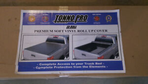 Tonno Pro - Roll cover lid for Nissan Frontier