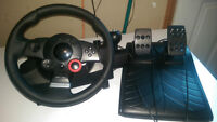 Volant Driving Force GT Gran Turismo