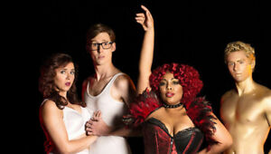The Rocky Horror Show Tickets For Sale