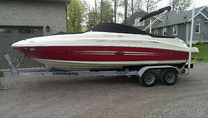 Used 2008 Sea Ray Boats Sundeck 220