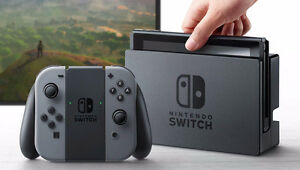 Nintendo Switch!  Brand New Sealed In Box @ cost