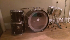 Pearl Forum Drum Kit Parts