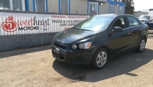 2013 Chevrolet Sonic LT Auto Sedan  WE PAY HYOUR GST TODAY