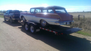 Need a Classic Car Hauled in Alberta or B.C.? Low Rate!