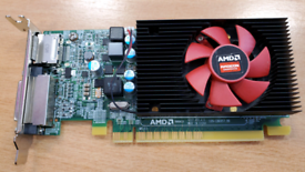 AMD R5 430 2GB Low Profile Graphics Card PC Computer