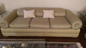 Mediterranean Style 3 Seater Imported Sofa