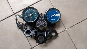 cadran de Honda CB 550 ou 750 cafe racer