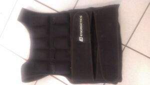 Up to 20lbs Weight Vest Lightly Used London Ontario image 1