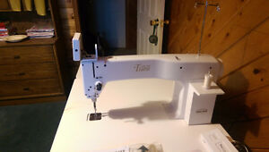 Baby Lock Tiara Free Motion Quilting Machine