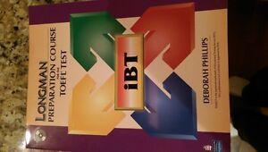 TOEFL TEST (Book & CD)