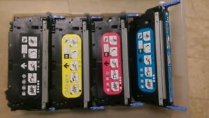 Cartouces de toner HP Toner Cartridges