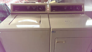 I Have 1 Reconditioned Washer and Dryer Matching Set of Inglis