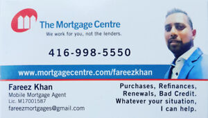 Mortgages! Mortgages! Mortgages!