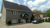 Two Storey Apartment in Stoney Creek with Large Elevated Patio