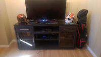 TV Stand - Whitecourt - Moving Must Sell (Bought for $600)