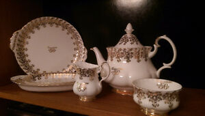 Royal Albert 50th Anniversary Bone China Set