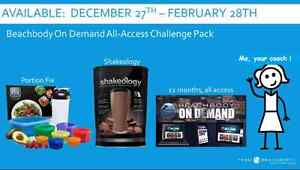 Beachbody all inclusive membership only $99 limited time offer!