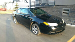 2006 Saturn ION Quad Coupe, REMOTE START, LOW KMs, REDUCED*****