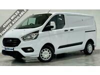 2018 Ford Transit Custom TREND L1 300 SWB 2.0 130 BHP PANEL VAN Diesel Manual