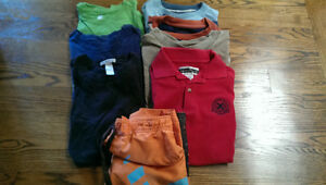 Boys T-shirts Size 10