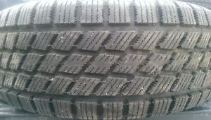 16in. Snow tires