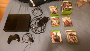 Xbox One, Gamecube, Nintendo 64 +games for various consoles.
