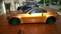 2004 Nissan 350Z Touring Coupe (2 door)