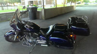 Yamaha VStar 1100 With $4500 of extra equipment