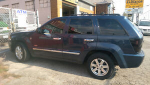 2008 Jeep Grand Cherokee Perfect for WINTER 4x4