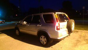 2004 Honda CR-V SUV, SAFTIED AND ETESTED!