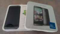 HTC ONE M8 (Unlocked) works with Wind, Mobilicity etc..