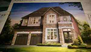 Assignment for sale in Newmarket, large ravine lot with walkout