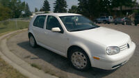 2007 Volkswagen Golf Hatchback - MUST SELL BY SEP 7