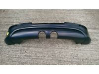 New Rear bumper and diffuser Golf V MK 5 GTi 2003 - 2009 R32 ED30 Golf V 1