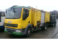 2007 Daf LF45.160 4X2 Refuse Collector