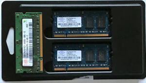3 Cartes mémoire pour Laptop ou MacBook memory sticks