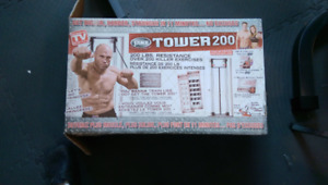 Tower 200 Body By Jake Brand New in Box