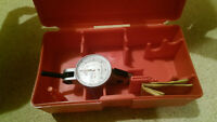 Dial test indicator, Hori, 0 to 0.060 inches (by INTERAPID)