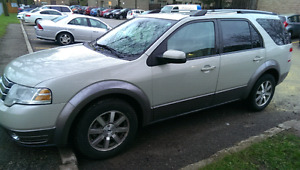 Ford 2008  crossover Taurus x sel (O/D). Safetied and E-tasted